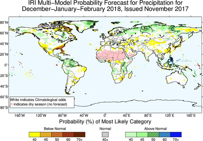 Nuevas evidencias de La Niña 2017-2018
