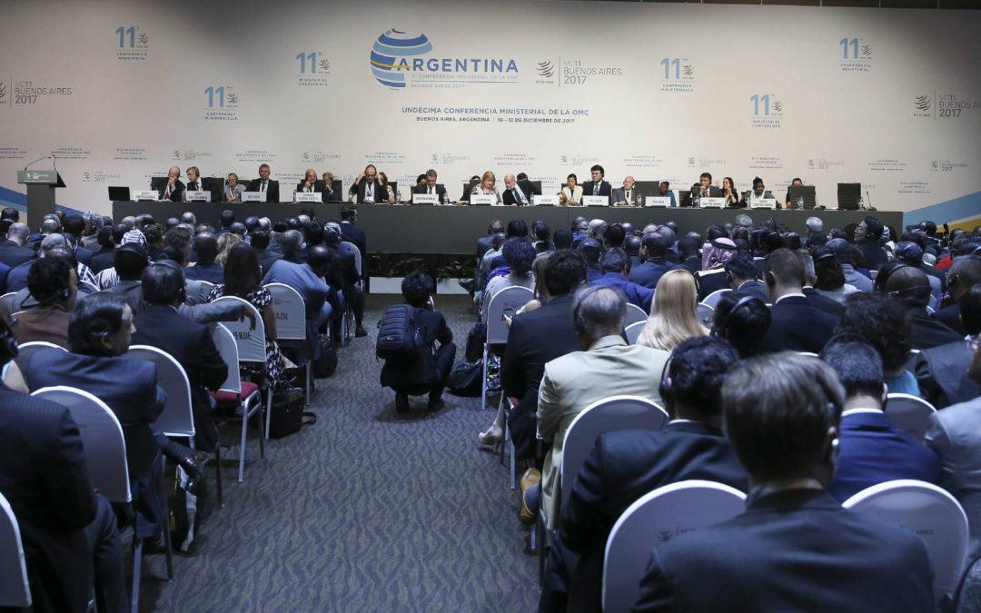 Negociaciones OMC sobre subsidios a la pesca se extenderá hasta el 2019
