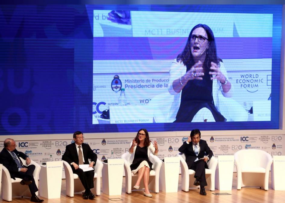 Prohibición de subsidios a la pesca ilegal no obtiene consenso en reunión ministerial OMC