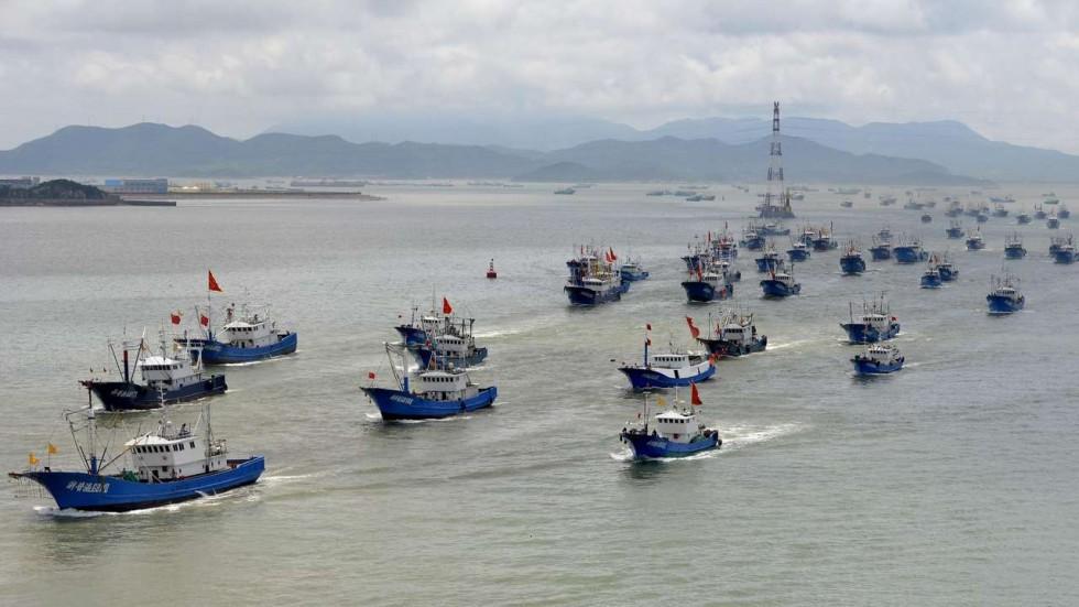 China hace concesión en vísperas de las conversaciones sobre pesca de la OMC