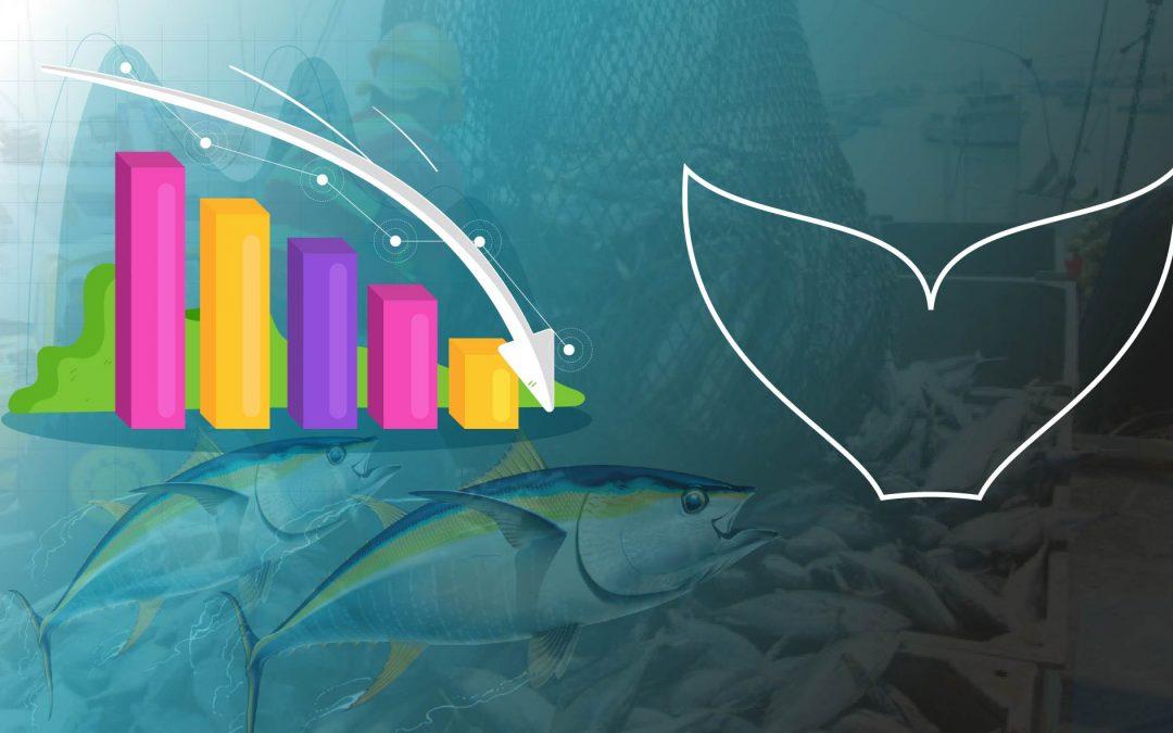 Importaciones de atún en pouch de Estados Unidos