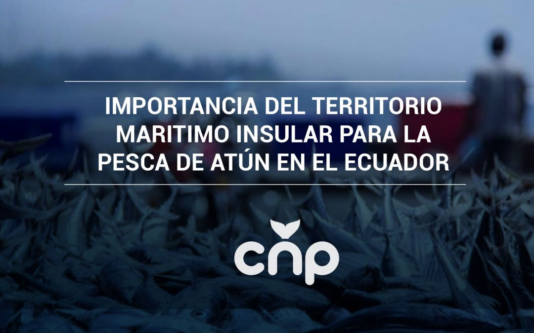Importancia del territorio marítimo insular para la pesca de atún en el Ecuador