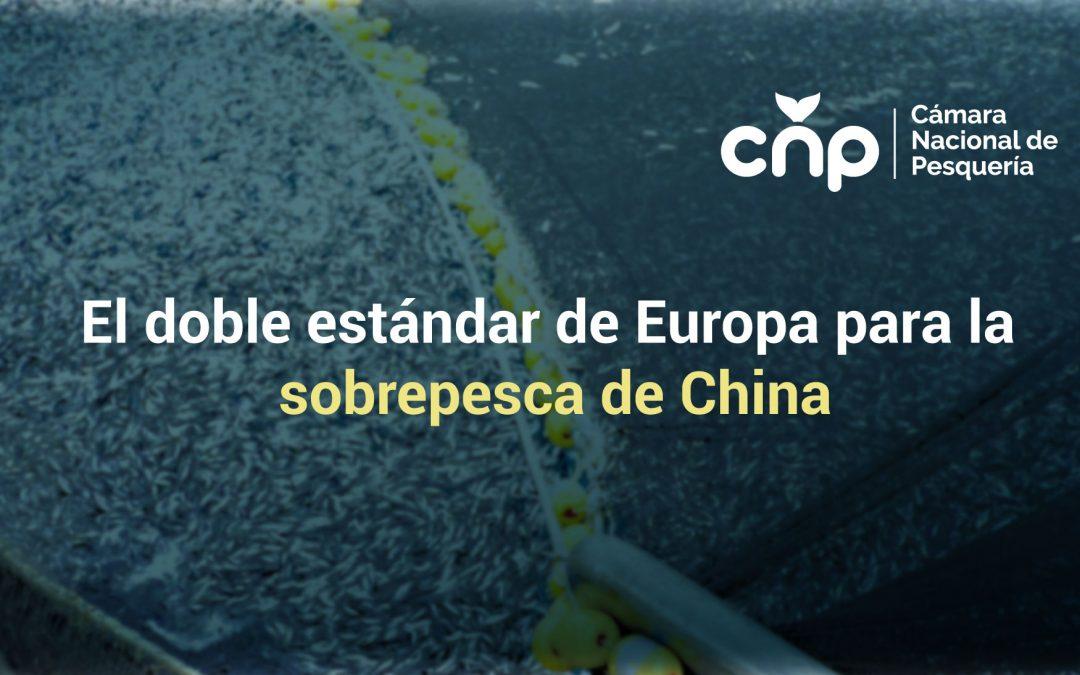 El doble estándar de Europa para la sobrepesca de China