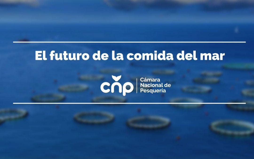El futuro de la comida del mar